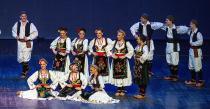 Srbija kroz igru i pesmu